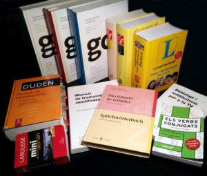 Serveis que ofereix Arnau Dalmau - Traductor i maquetador en alemany, anglès, català i castellà